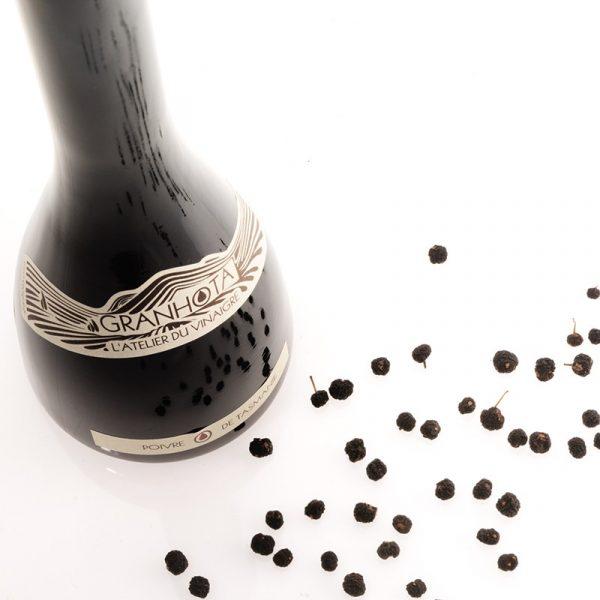 """Vinaigre au """"Poivre noir de Tasmanie"""""""